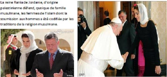 Le pape, les musulmans et moi et moi et moi !
