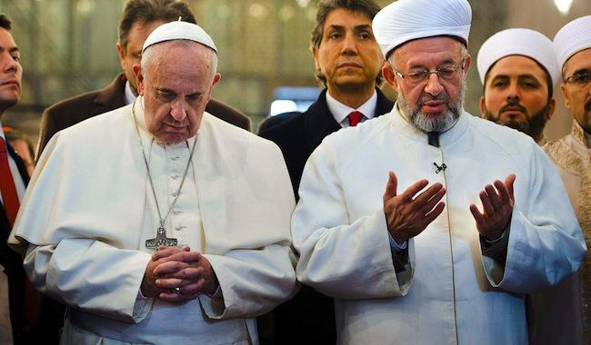 L'Eglise, l'islam, et la conversion des musulmans