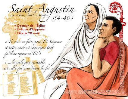 Les scandales dans l'Eglise, expliqués par Augustin