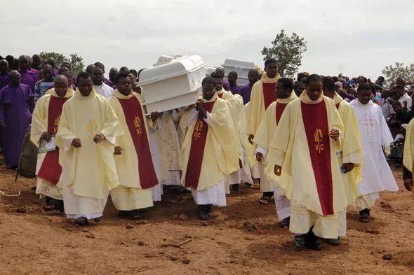 Les vies des chrétiens noirsnesontpasimportantes