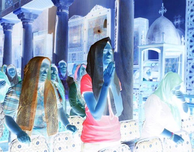 Femmes et filles coptes enlevées en Egypte puis converties à l'islam